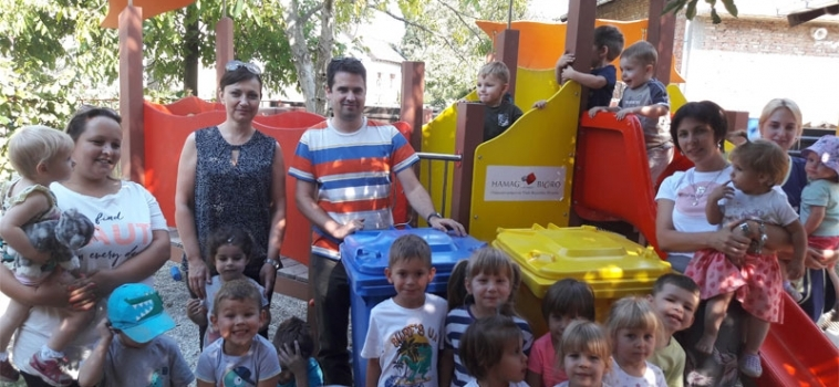 Naša prva donacija iz Ivanić-Grada – Ivakop d.o.o.