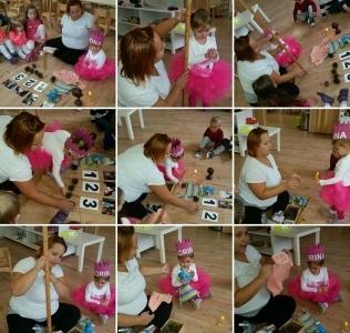 Montessori metoda proslave rođendana